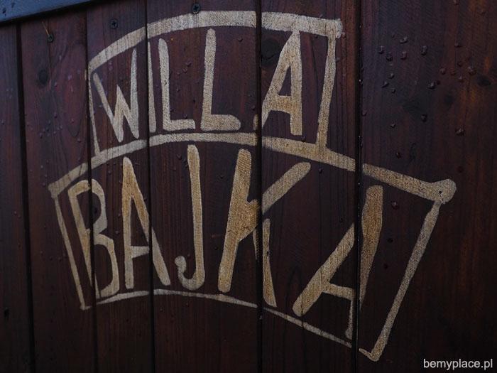 willa bajka