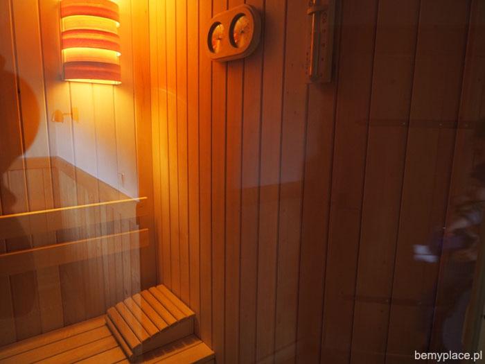 zawoja sauna