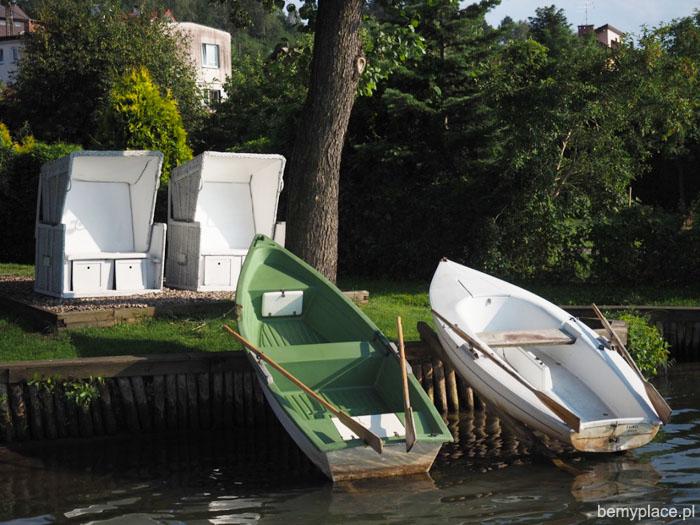 dorotowo łódki