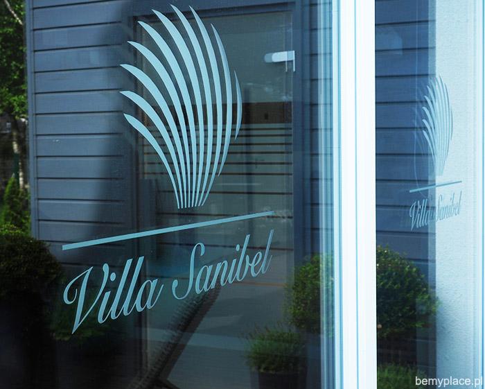 villa sanibel logo