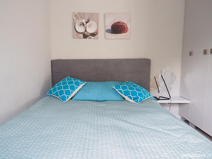 łóżko sanibel