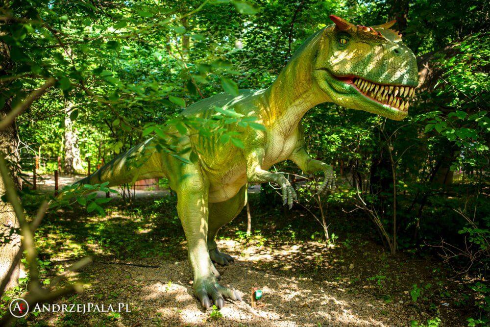 dinozaury zator
