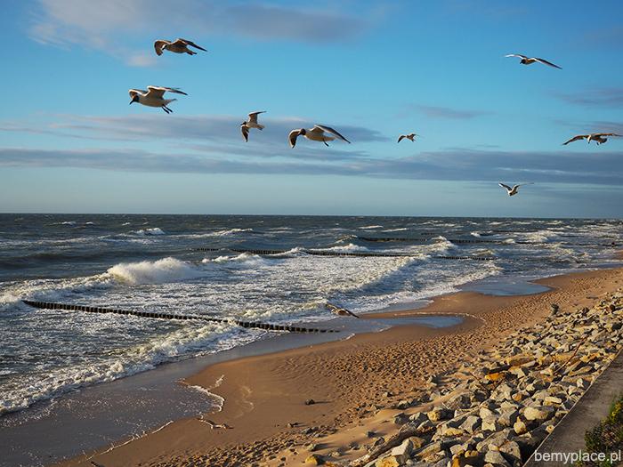 plaża Ustronie