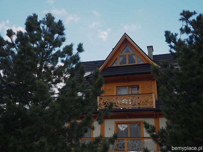 villa zakopane