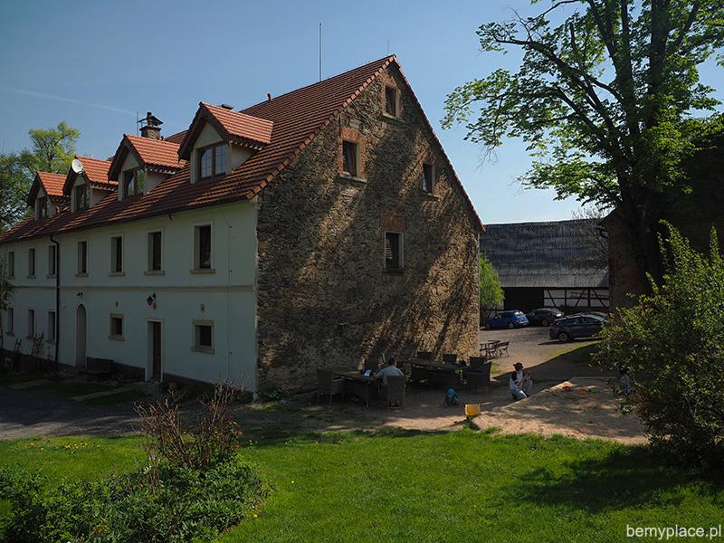 villa greta piaskownica
