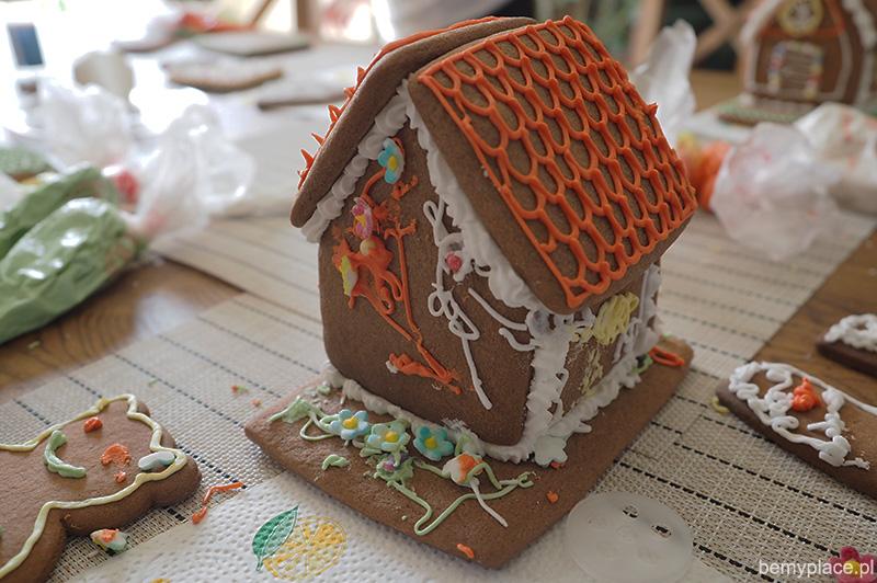 dom z piernika