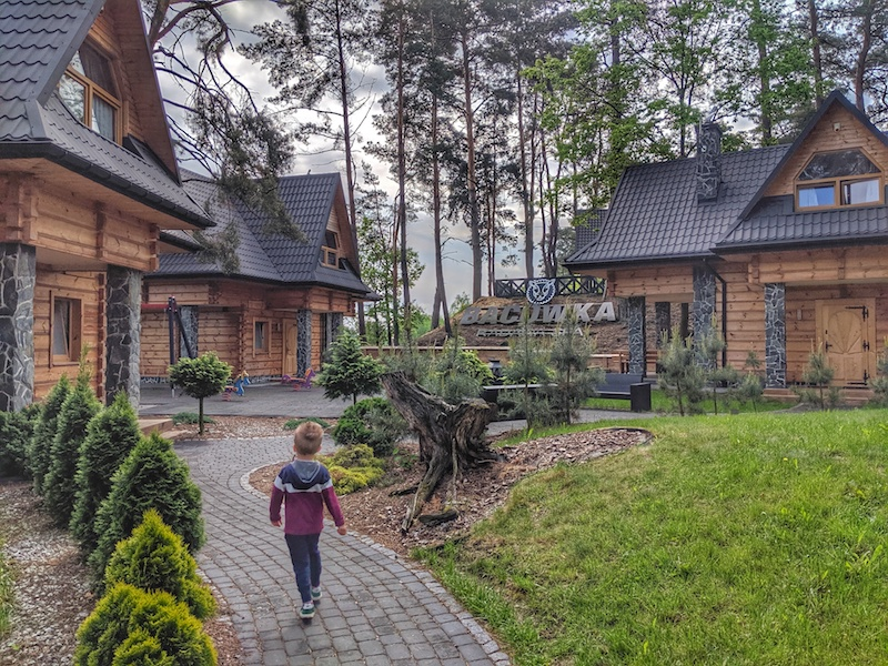 Bacowka domki